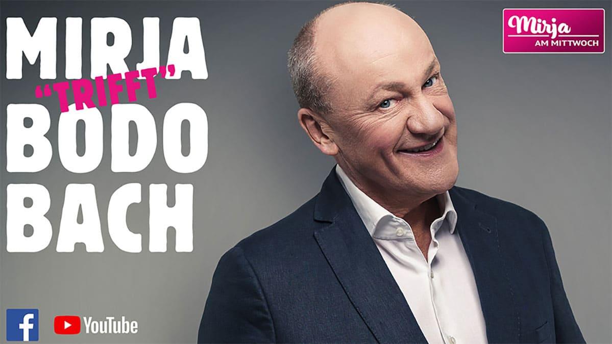 "Mirja ""trifft"" Bodo Bach"